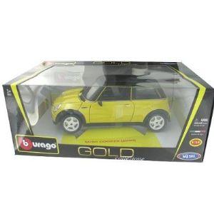 Bburago 12034 - Mini Cooper 2001 - Echelle 1:18
