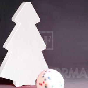 Slide SDTRE100 - Sapin lumineux Lightree d'intérieur 100 cm