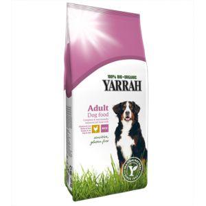 Yarrah Bio Sensitive - Poulet & riz 2kg