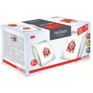 Miele FJM HyClean 3D XXL - Pack de 16 sacs + 4 filtres moteur + 4 filtres d%u2019évacuation AirClean pour aspirateur