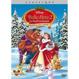 La Belle et la Bête 2 : Le Noël Enchanté - Walt Disney
