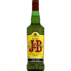 J&B Whisky Ecosse Blended 40% vol.