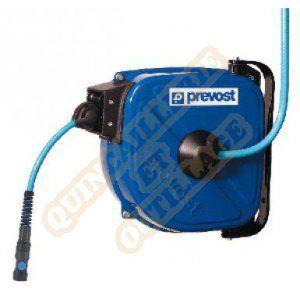 Prevost Enrouleur air tambour fermé tuyau 15m Ø8x12 mm : DRF 0815IS