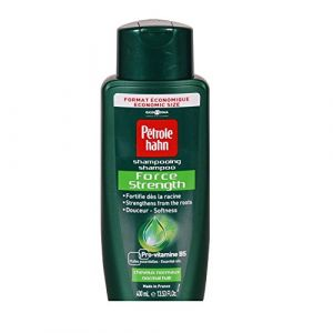 Pétrole Hahn Force Strength - Shampooing pour cheveux normaux