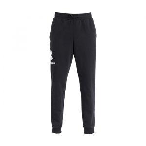 Under Armour Rival fleece sportstyle logo jogger pants 1345627 001 homme pantalon noir l