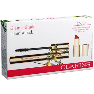 Clarins Coffret Mascara Supra Volume - 8 ml