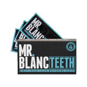 Mr. Blanc Bandes blanchissantes pour les dents - lot de14 jours