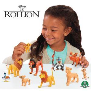 Giochi Preziosi ROI LION COFFRET 10 FIGURINES
