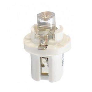 Habill-auto 10 ampoules blanc LED BAX B8.5d tableau de bord 12V 0,2W