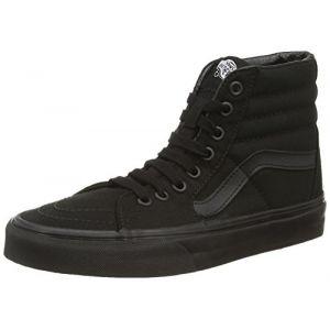 Vans U Sk8 Hi Baskets Mode Mixte Adulte Noir (Black) 46 EU