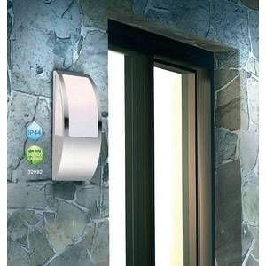 Globo Lighting Lampe d'extérieur Globo CORNUS Acier inoxydable, 1 lumière Design Extérieur CORNUS