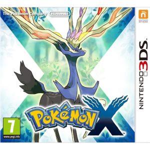 Pokémon X [3DS]