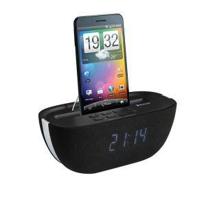 Clip Sonic AR308 - Radio réveil FM Bluetooth