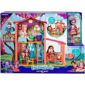 Mattel Enchantimals - La Maison de Danessa Biche