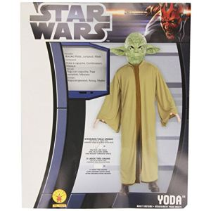 Rubie's Déguisement Star Wars : Yoda adulte (taille 50-52)