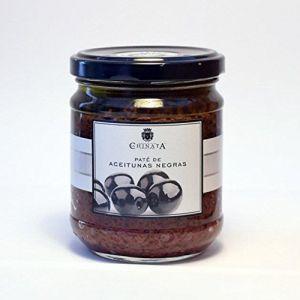 Image de La chinata Tapenade aux Olives Noires Plasencia180 gr.