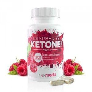 maxmedix Raspberry Ketone Pure - 90 gélules