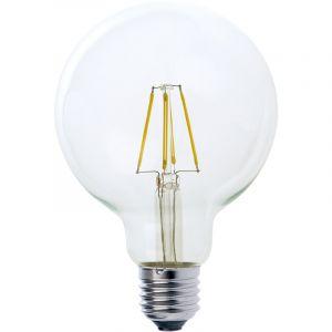 Lampesecoenergie Ampoule Led Filament Globe G95 Style Edison 7 watt (eq.52 watt) Culot E27