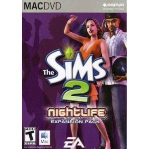Les Sims 2 : Nuits de Folie - Extension du jeu [MAC]