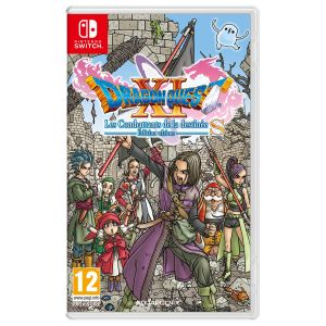 Dragon Quest XI: Les combattants de la destinée [Switch]
