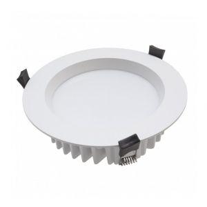 Delitech Encastrable LED 200mm - 35W - IP20 - SMD SAMSUNG - Blan