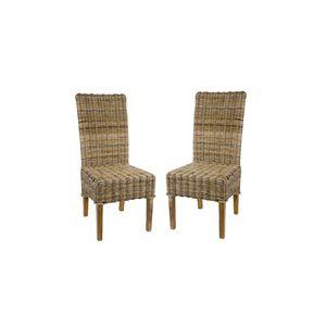 Galette de tabouret comparer 176 offres - Chaise en kubu tresse ...