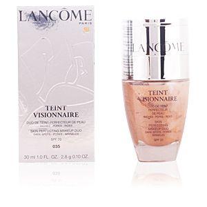 Lancôme Teint Visionnaire 035 Beige Doré - Duo de teint perfecteur de peau taches - pores - rides