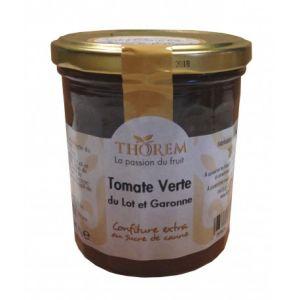Thorem Confiture de Tomate verte du Lot et Garonne pot 375gr
