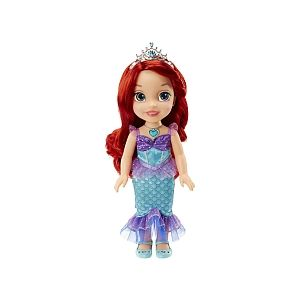 Jakks Pacific Disney Princesses Poupée Ariel chante et brille