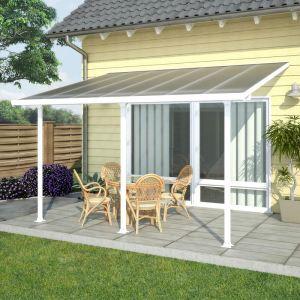 Chalet et Jardin Toit Couv'Terrasse avancée 3 x 10 m - 28,6 m2