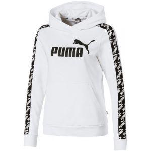 Puma Sweat-shirt AMPLI HOODY W blanc - Taille L,M,S,XL,XS