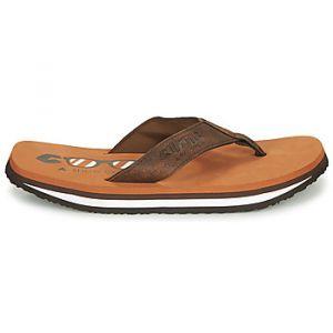 Cool shoe Tongs ORIGINAL Marron - Taille 43 / 44,45 / 46,41 / 42