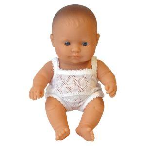 Miniland Baby Poupon fille européenne (21 cm)