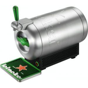 Krups YY2837FD - Pompe à bière The Sub Métal