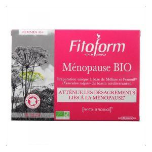 Fitoform Ménopause - 20 x 10ml