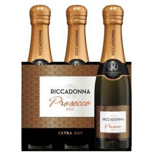 Riccadonna Proseco D.O.C extra dry 20cl x 3