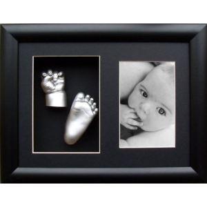 Anika Baby Babyrice 3d Casting Kit Cadre Photo Bébé Kit Pour