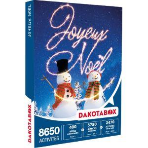 Dakota Box Joyeux Noël - Coffret cadeau 8650 activités