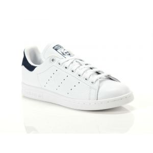 Adidas Stan Smith W, Chaussures de Fitness Femme, Blanc Ftwbla/Maruni 0, 36 2/3 EU