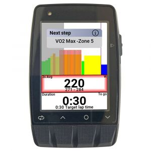 Stages Cycling Dash M50 Compteur GPS de vélo, black GPS de route