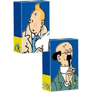 Les Aventures de Tintin - Coffret Professeur Tournesol