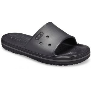Crocs Crocband III - Sandales - gris/noir 42-43 Sandales Loisir