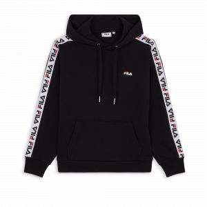 FILA CLARA Hoodie Sweat - NOIR - femme - SWEAT SHIRT