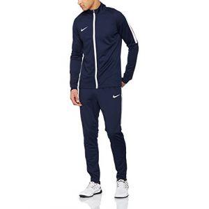 Nike Survêtement de football Dri-FIT pour Homme - Bleu - Taille XL - Male