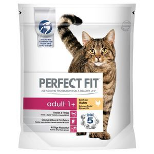 Perfect fit Croquettes pour chat Adult 1+ Riche en poulet pour chat 7 kg