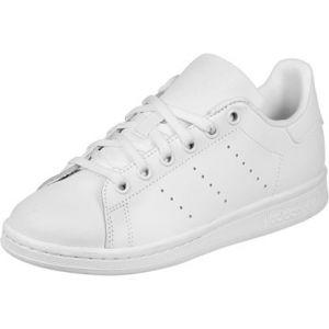 Adidas Stan Smith, Baskets Garçon, Blanc (Footwear White/Footwear White/Footwear White 0), 36 EU