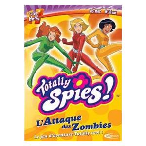 Totally Spies : L'Attaque des Zombies [PC]