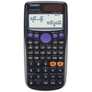 Casio FX-87DE Plus - Calculatrice scientifique