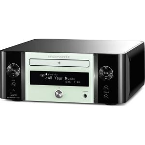 Image de Marantz Melody Stream M-CR611 - Mini-système stéréo réseau CD, Wi-Fi, Bluetooth, NFC, AirPlay, DLNA et USB