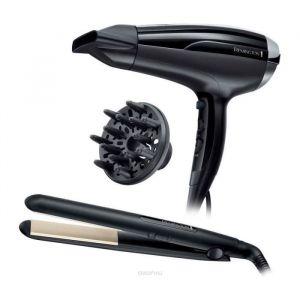 Image de Remington D5215GP - Pack sèche-cheveux et lisseur